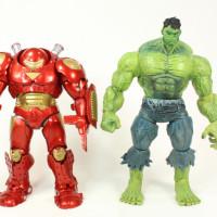 Marvel Select Hulkbuster Iron Man Diamond Select Toys Comic Action Figure Review