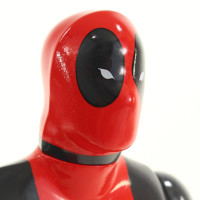 Secret Wars Deadpool 12 Inch JUMBO Gentle Giant SDCC 2015 Exclusive Toy Action Figure Review