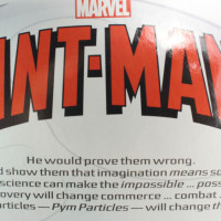 Marvel Infinite Series SDCC 2015 Ant Man Giant Man Goliath Scott Lang Hank Pym Box Set Toy Action Figure Review