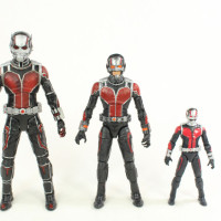 Marvel Select Ant Man Movie Disney Store Exclusive Diamon Select Toys Figure Review