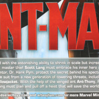 Marvel Minimates Antman Movie SDCC 2015 Exclusive Diamond Select Toys 4 Pack Action Figure Review