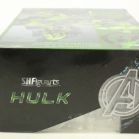 SH Figuarts Hulk Avengers Age of Ultron Bandai Tamashii Nations Import Movie Toy Figure Review