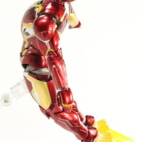 SH Figuarts Mark 45 Iron Man Marvel's Avengers Age of Ultron Movie Bandai Figure Review