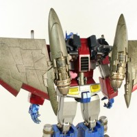 Hot Toys Optimus Prime Starscream Version TF001 G1 Transformers Action Figure Review
