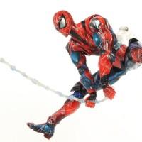 Play Arts Kai Variant Spider Man Square Enix PAK Import Toy Action Figure Review