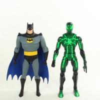 DC Collectibles Batman The Animated Batman Series 6 Inch Cartoon DC Comics Action Figure Review