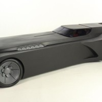 Batman The Animated Series Batmobile 6 Inch 1:12 Scale Toy Action Figure Vehicle Review