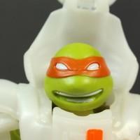 TMNT Dimension X Teenage Mutant Ninja Turtles Nickelodeon Cartoon Basic Toy Action Figure Review