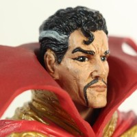 Marvel Select Doctor Strange Diamond Select Toys Comic Book Action Figure Review