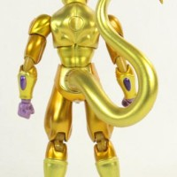 SH Figuarts Golden Frieza Dragon Ball Z Resurrection F Movie Import Toy Action Figure Review