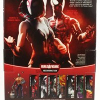 Marvel Legends Ben Reilly Spider Man Spider Carnage 2016 Absorbing Man Wave Toy Action Figure Review