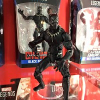 Marvel Legends Captain America Civil War and Movie Masters Aquaman In-Hand Images