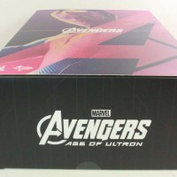Hot Toys Vision Marvel's Avengers Age of Ultron Movie 1:6 Scale Collectible Action Figure Review