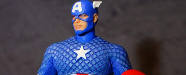 Pre-Toy Fair 2016 Mezco Toyz ONE:12 Marvel's Captain America, Daredevil, and Punisher