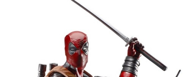 X-Men Marvel Legends Series Deadpool Image