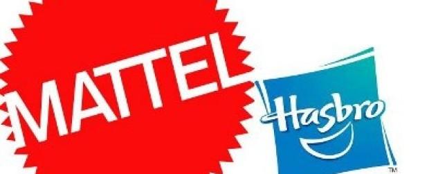 Mattel and Hasbro May Merger
