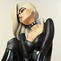 J Scott Campbell Black Cat Sideshow Collectibles Exclusive Spider Man Series Statue Review