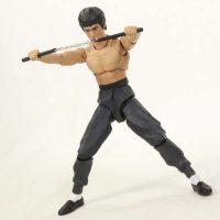 SH Figuarts Bruce Lee Bandai Tamashii Nations Martial Arts Master Enter the Dragon Movie Toy Figure
