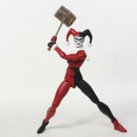 DC Icons Harley Quinn 6 Inch DC Collectibles Comic Book Toy Action Figure Review