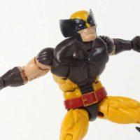 Marvel Legends Wolverine 2016 Juggernaut BAF X-Men Wave Toy Action Figure Review
