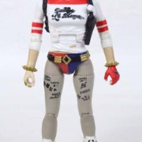 DC Multiverse Harley Quinn Suicide Squad Movie Toy Action Figure Review