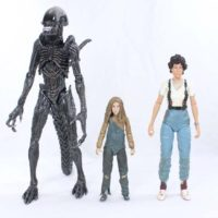 NECA Toys Newt Aliens Movie SDCC 2016 Exclusive Toy Action Figure Review