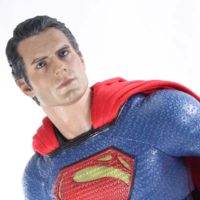 Hot Toys Superman Man of Steal Movie Masterpiece 1:6 Scale Collectible Figure Review