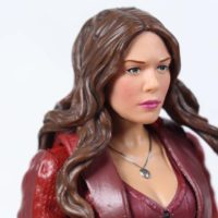 Marvel Legends Scarlet Witch Captain America Civil War Movie Abomination Wave Figure Review