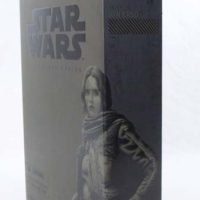 Star Wars Jyn Erso Rogue One Movie SDCC 2016 Movie Toy Action Figure Review