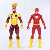 DC Icons Firestorm DC Comics Trinity War DC Collectibles 6 Inch Toy Action Figure Review
