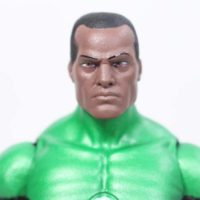 DC Icons John Stewart Green Lantern DC Collectibles 6 Inch Comic Toy Action Figure Review