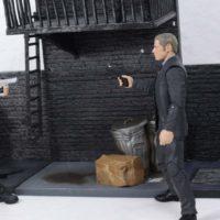 Gotham Series 3 Bruce Wayne, Barbara Kean, and Victor Zsasz Diamond Select Toys TV Figure Review
