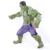 NECA Toys Hulk 1:4 Scale Avengers Age of Ultron Movie Figure Review