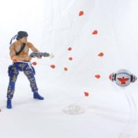 NECA Toys Contra Video Game Bill and Lance 2 Pack Action Figure Review