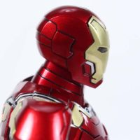 Comicave Mark 43 Iron Man 6 Inch Die Cast Marvel's Avengers Age of Ultron Movie Toy Figure Review