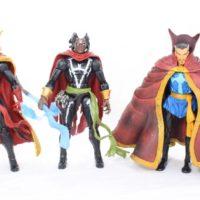 Marvel Legends Doctor Strange and Brother Voodoo Dormammu BAF Wave Action Figure Review