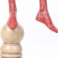 Marvel Gallery Spider Man Diamond Select Toys The Amazing Spider Man Comic Statue Review
