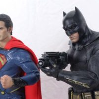 Hot Toys Batman v Superman Dawn of Justice Batman 1:6 Scale MMS342 DC Comics Movie Figure Review