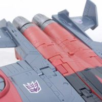 Transformers Masterpiece Thrust MP11NT G1 Cartoon Takara Tomy Action Figure Review