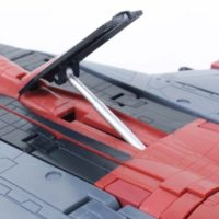 Transformers Masterpiece Thrust MP11NT G1 Cartoon Takara Tomy Action Figure Review