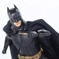 NECA Batman Begins 7 Inch Movie DC Comics Toys R Us Exclusive TRU Action Figure Toy Review