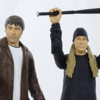 Mallrats Jay and Brodie Diamond Select Toys Kevin Smith Movie TRU Action Figure Review