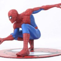 Kotobukiya Spider-Man ArtFX+ Marvel Now Comic Book Statue Review