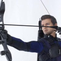 Hot Toys Hawkeye Captain America Civil War 1:6 Scale Movie Collectible Figure Review