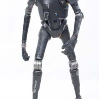 Star Wars K2SO Black Series Rogue One Movie 6 Inch Toy Action Figure Review