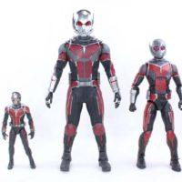Hot Toys Ant Man Civil War Movie Masterpiece 1:6 Scale Collectible Figure Review