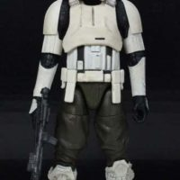 Rogue One Hovertank Pilot Black Series 6 Inch Star Wars Movie TRU Toy Action Figure Review