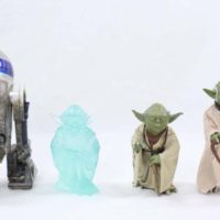 Kotobukiya R2-D2 Yoda 2 Pack ArtFX+ Star Wars The Empire Strikes Back Statue Review