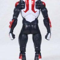 Marvel Legends Spider-Man 2099 Sandman BAF 2016 Wave Comic Action Figure Toy Review