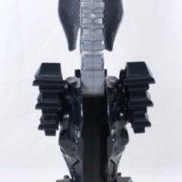 Power Rangers 2017 Mastodon Battle Zord with Black Ranger Bandai Action Figure Toy Review
